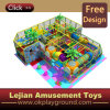 CE Plastic Colorful Castle Theme Indoor Playground (ST1403-10)