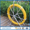 4.5mm*100m Fiberglass Duct Rodder with Yellow Color