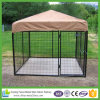 Black Metal Powder-Coated Dog Cage Great Quality Dog Crate Wholesale