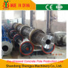Prestressed &Non-Prestressed Concrete Electric Pole Spinning Machine