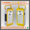 Dimming Solar Emergency Light with 1W Flashlight, Dimmable Switch (SH-1969)