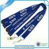 2.0*90 Cm Silk Printing Metal Hook Fashion ID Card Lanyard