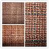 100% Wool Yarn Dyed Check Fabric