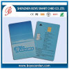 Hot Sell Contact Rewritable Plastic Smart Card with Sle4442 Chip