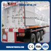 2 Axle 20 Cbm CNG Tube Tank Semi Trailer
