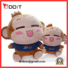 Plush Monkey with Big Smile Stuffed Toy