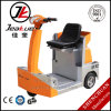 Europe Standard 1.2ton Electronic Steering Seated Driving Type Full Electric Tractors