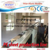 PE PP Plastic Sheet Extrusion Machine Lines