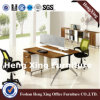2 Seats Wood Office Computer Table (HX-NJ5178)