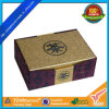 Luxury Fashion Cardboard Tea Packaging Gift Box with Silk Insert