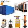 Semi-Automatic Powder Coating Line with Gas Curing Oven
