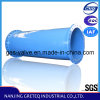 ISO2531 Double Flanged Long Pipe with Blue Epoxy Coating