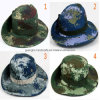 Promotional Fitted Custom Printed Bucket Hats