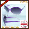New Sunglasses for Woman with Free Sample (F15315)