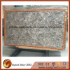 Imported Light Grey Marble Slab for Vanity Top Bathroom