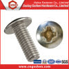 Stainless Steel 304/316 Machine Screw, Philips Mushroom Head Screw