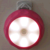 LED Wireless Induction Body Sensor Hallway Wall Night Light