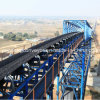 Overland Long Distance Curved Belt Conveyor System