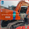 Turbocharged/Aftercooled 3.5~5.5km/H 20ton Japan-Made Used Hitachi Ex200-3 Crawler Hydraulic Excavator