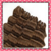 Wavy Virgin Brazilian Human Hair Loose Deep Wave 18inches