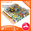 Indoor Soft Playground Naughty Fort Children Playground Maze