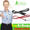 Wholesale Compatitive Price Mutil-Color Custom Keychain Strap
