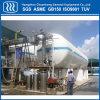 Horizontal Cryogenic Storage Tank Vacuum Powder Insulated
