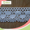 China Manufacturer Cotton Swiss Guipure 5.2cm Lace