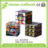 5.4cm Magic Puzzle with Full Color Logo for Promo