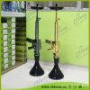 2015 Good Gun Black Hookah Shisha M16/Ak47 with Huge Vapor