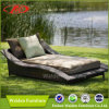 Outdoor Rattan Sun Lounger (DH-8500)