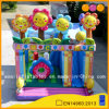 Sunflower Theme Inflatable Combo with Slide (AQ01557)