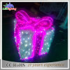 Outdoor Christmas Box Decoration Party Waterproof LED Solar String Light
