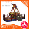 Hot Sale Amusement Park Rides Swinging Pirate Ship Ride for Play