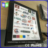Outdoor Waterproof LED Movie Poster for Aluminum Frame with Advertising LED Light Box