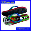Hot New Football Print Flip Flops Slipper