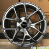 Auto Parts 19*8.5/9.5 Staggered Replica Aluminium Alloy Wheel Rims
