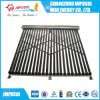 58mm Pressurized Split Aluminium Alloy Heat Pipe Solar Collector