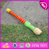 2015 Wooden Woodwind Flute, Rhythm Flute, Musical Flute, Wood Body Material Toy Flute, High Quality Good Kids Wooden Flute W07D013