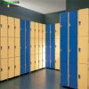 Locker Cabinets with Compact Laminate Board