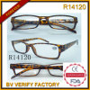 Dropshipping Clear Plastic Frame Reading Glasses (R14120)