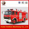 4000L Water Tanker with 2000L Foam Tanker Fire Fight Truck