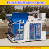 Big Capacity Automatic Mobile Hydraulic Concrete Block Making Machine