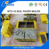 Wt2-10 Automatic Clay Brick Manufacturing Plant/Clay Mixer Machine