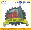 Wholesale Soft Enamel Metal Emblem Badge with Black Sticker
