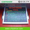 Chipshow Outdoor pH10 Full Color LED Display Wall