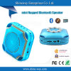 New Portable Mini Rugged Bluetooth Speaker with Hands Free and Holder