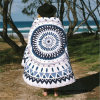 Popular Cotton Printing Round Beach Towel Beach Blanket