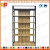 Metal Store Shop Supermarket Shelf Storage Wall Display Shelving (Zhs452)