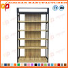 Metal Store Shop Supermarket Storage Wall Display Stand Shelf (Zhs452)